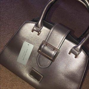 Handbag. Color grey beautiful and big